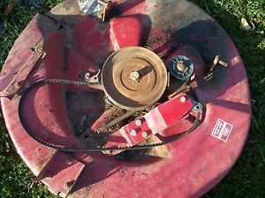 "Murray Rear Engine Riding Mower 30"" Deck Parts Lot"