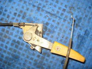 Cub Cadet LT1050 Riding Lawn Mower Throttle Control Cable 42""
