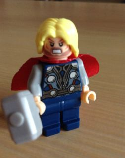 Marvel Super Heroes Thor Minifigure Suits Lego Mini Figure Avengers
