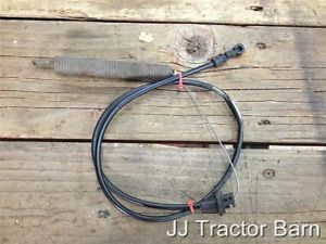 Craftsman LT2000 Riding Lawn Mower Deck Engagement Cable Model 917273130