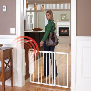 Safety 1st Alarm Baby Child Pet Security Gate