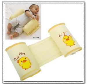 Newborn Infant Baby Security Safety Antiroll Pillow Sleep Support Positioner