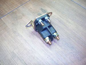 Craftsman Riding Lawn Mower Starter Solenoid Switch Universal