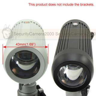 2 4W High Power Waterproof Mini IR Illuminator Night View Outdoor Array IR 30M