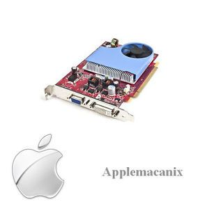 New Apple Mac Pro Early 2008 2009 NVIDIA GeForce GT120 512MB DVI PCIe Video Card