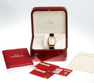 Omega 1915 Museum Colletion Collector's Series Number Four Wristwatch