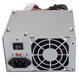 A Power APVA600 600W Watt ATX Computer Power Supply Dual Fan SATA PCIe