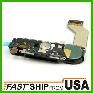 iPhone 4S USB Charging Charger Dock Port Assembly Microphone Antenna Home Flex