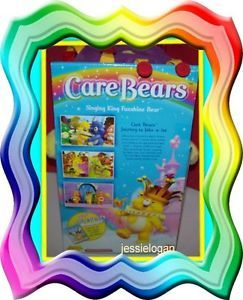 Care Bears Singing King Funshine Bear Joke A Lot Song•✿•New Boxed Journey Make E