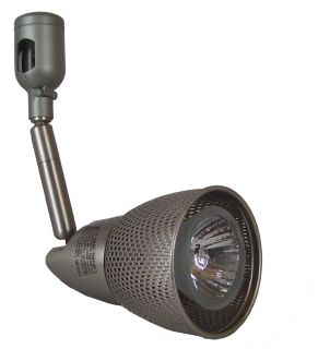 Hampton Bay Flexible Track Light Head Spot 120V Volt