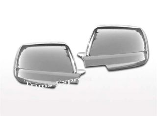 2008 2013 Toyota Sequoia 2007 2013 Toyota Tundra Chrome Door Mirror Covers