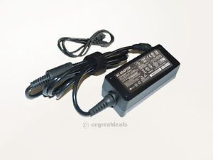 "AC Adapter for Acer G246HL abd 24"" LED LCD Monitor G246HLABD Charger Power Cord"