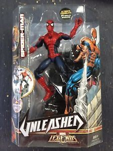 Marvel Legends Unleashed Spiderman Action Figure