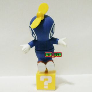 "Action 6""1 2 Propeller Blue Toad New Super Mario Brothers Action Figure"