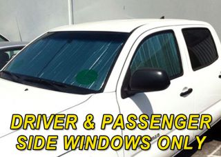 Toyota Tundra Double Cab 2007 2013 Side Windows 2pc Sunshade