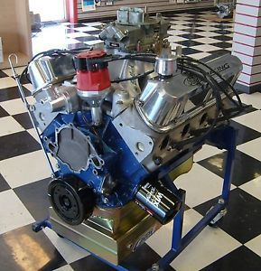 Ready to SHIP Ford 408W Stroker Turn Key Crate Engine 472HP 489TQ