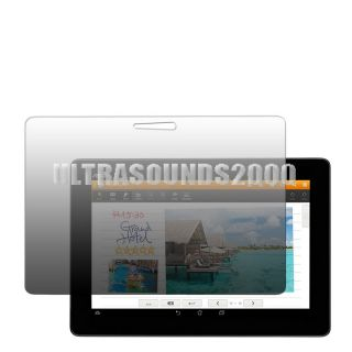 Ultra Clear Anti Glare Screen Protector for Asus Memo Pad FHD 10 ME302C