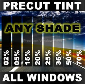 Ford Mustang Coupe 99 04 Precut Window Tint Any Shade