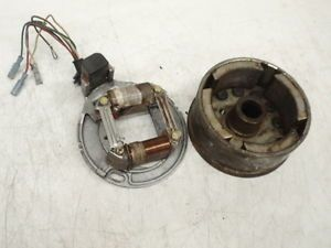 Yamaha VMAX 540 Snowmobile Engine Ignition Stator and Flywheel