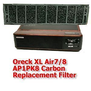 Charcoal Carbon Filter Replacement for Oreck XL Air Purifier Available