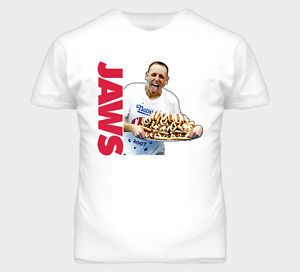 Joey Jaws Chestnut Hot Dog Eating Food T Shirt
