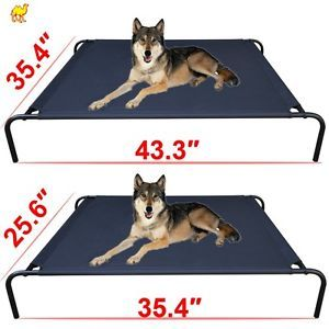 New Pet Bed Trampoline Hammock Dog Cat Puppy Bed
