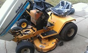 Cub Cadet 1320 Hydro Riding Lawnmower No Engine