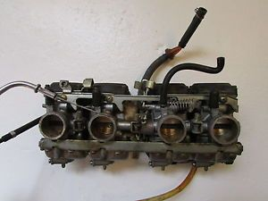 1991 KZ550 KZ 550 Zephyr Carburetors Carbs Engine Motor