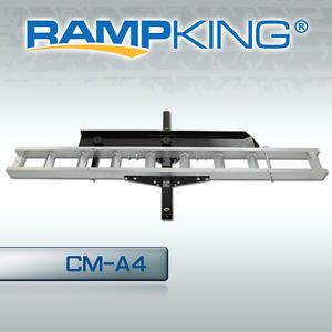 Ramp King Aluminum Motorcycle Dirt Bike Scooter Hitch Carrier Trailer Rack cm A4