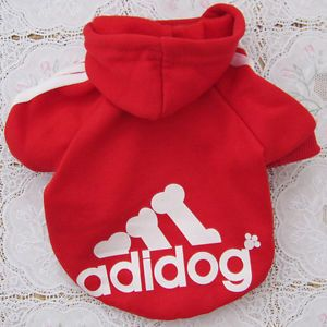 New Pet Dog Hoodies Sweater Puppy Accessories T Shirt Coat Clothes Apparel O02 1
