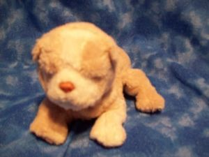 "FurReal Friends Newborn Puppy Dog 7"" Electronic Toy"