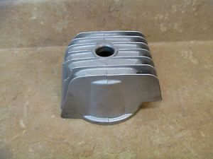 Honda CB CB550 CB550F Super Sport 550 Four Used Engine Oil Filter Cover 1975