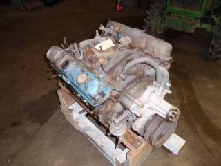 Dodge Chrysler Plymouth Mopar 318 Engine 904 Auto Transmission