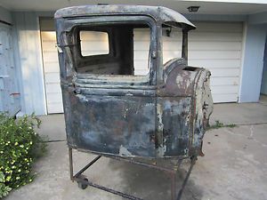 1934 Ford Pickup Cab Doors and Parts