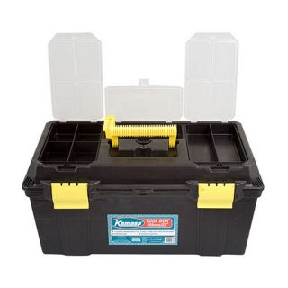 "Kamasa 55738 Storage Tool Box 565mm 22"" Tool Garage Auto"