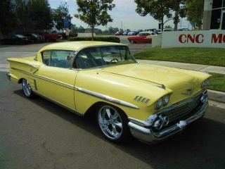 1958 Chevrolet Impala Full Restoration Completed Chevy Others in Stock