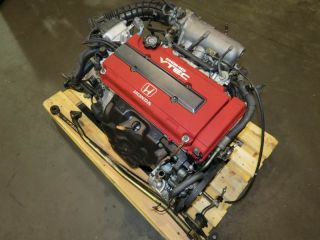 JDM Honda DC2 Type R Acura Integra B18C Spec 98 1 8L Engine 5 Speed LSD S80 M T