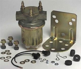 Carter Universal Rotary Vane Electric Fuel Pump 72 GPH 6 PSI P4389