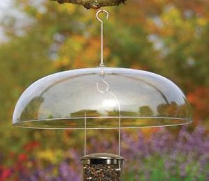 New Super Dome Squirrel Proof Baffle for Bird Feeders