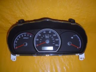07 08 09 2010 Elantra Speedometer Instrument Cluster Dash Panel 23 581