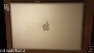 "Apple MacBook Pro 17"" Laptop 3 06GHz 8GB Memory 500GB HDD June 2009 1 008859093303"