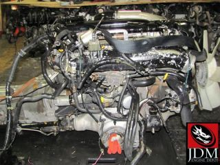 Nissan Skyline R32 2 6L Twin Turbo Engine AWD Trans Wiring ECU JDM RB26DETT