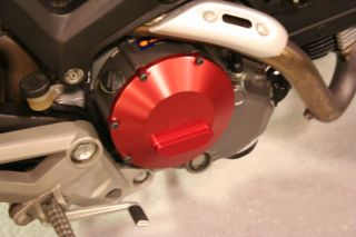 Ducati Red CNC Engine Clutch Cover Monster 696 M696 796