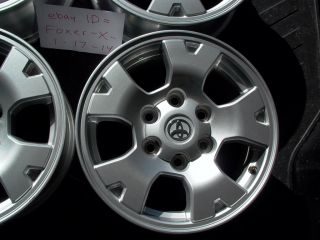 "Toyota Tacoma TRD 16"" Rims Wheels Stock Factory Tundra 4Runner FJ Cruiser"