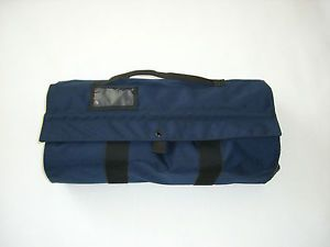 Medic Supply Roll First Aid Trauma Pack Firefighter Paramedic EMT EMS Bag