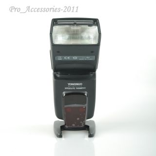 YONGNUO YN 568EX II TTL Master High Speed Sync Flash Speedlite for Canon T4i T5I