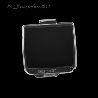 Hard Crystal LCD Screen Monitor Cover Protector BM 6 for Nikon D200 BM 6