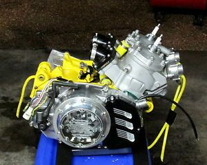 Banshee Cheetah Power Valve Engine Motor Built by Trinity Lockup V VForce 3 Drag