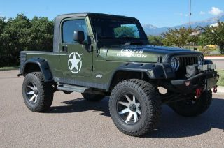 2006 Jeep Wrangler Unlimited Rubicon Rubitrux