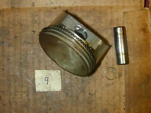 John Deere Kawasaki OHV 19HP Twin Cylinder FH580V Engine 2 Piston
